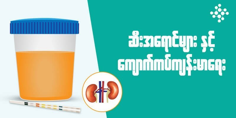 MyanCare Urine and Kidneys 8