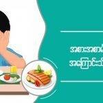 အစားအစာမျိူရခက်ခဲခြင်း